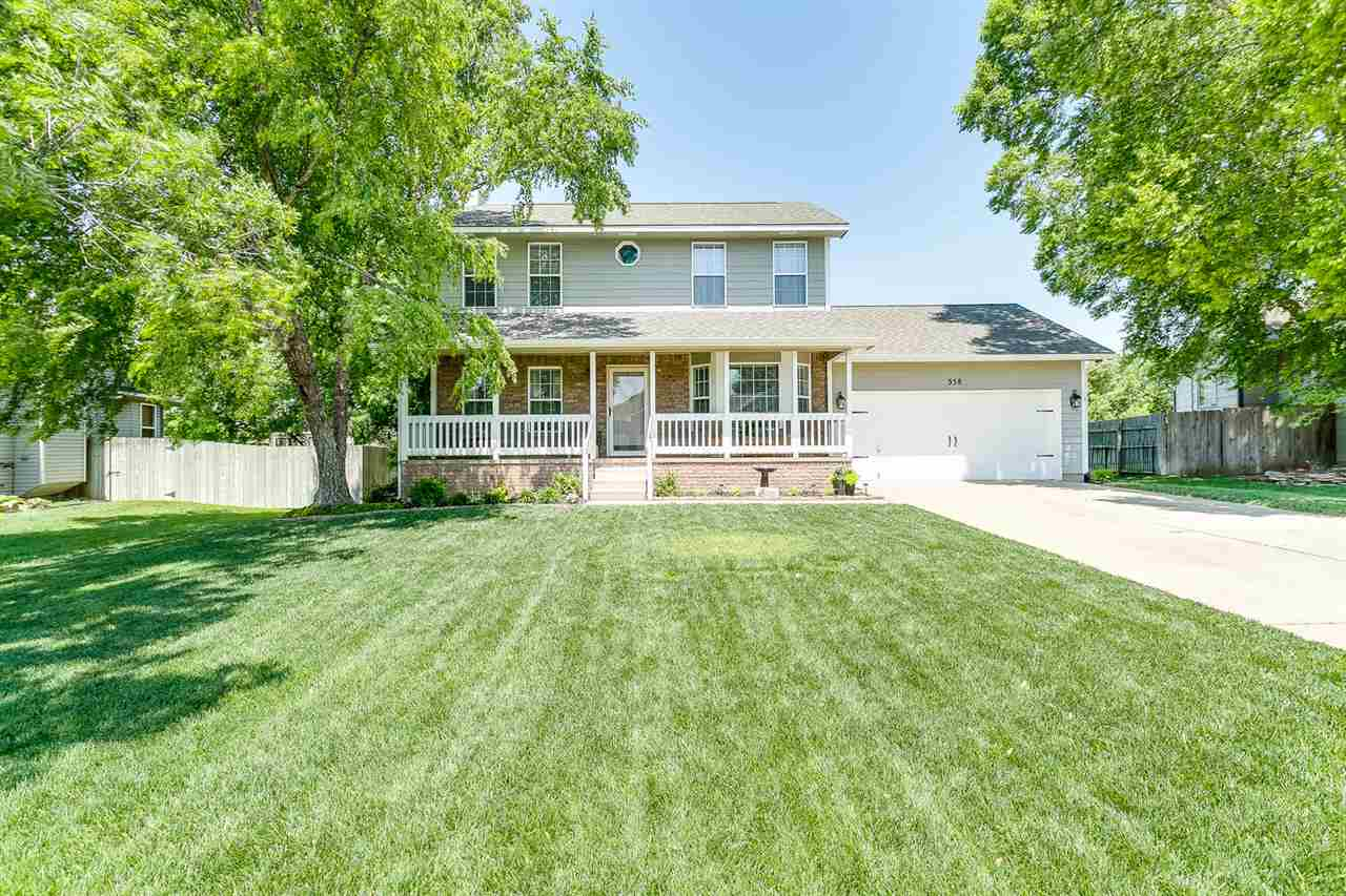 358 S LIMUEL CT., Wichita, KS 67235