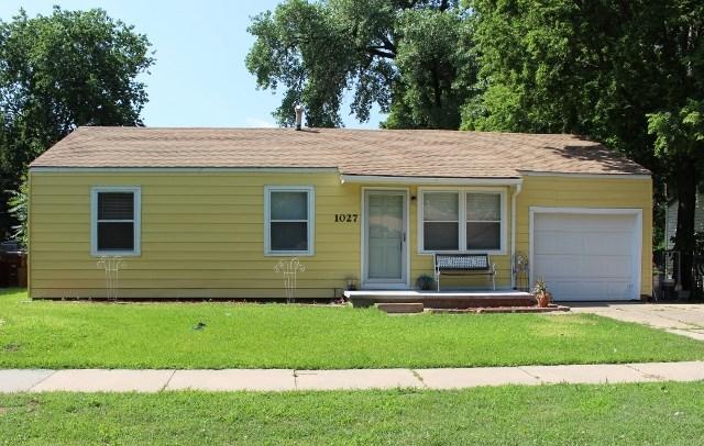 1027 E Luther St, Wichita, KS 67216