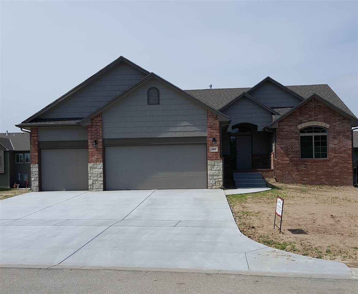 243 E Kodiak Ct, Kechi, KS 67067