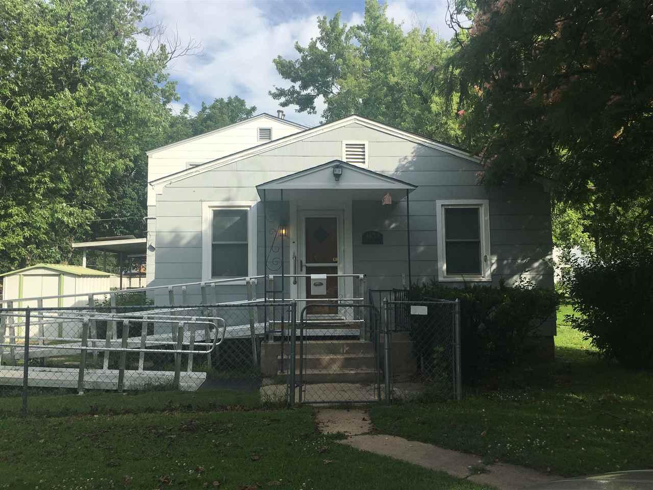 4639 E Bayley, Wichita, KS 67218