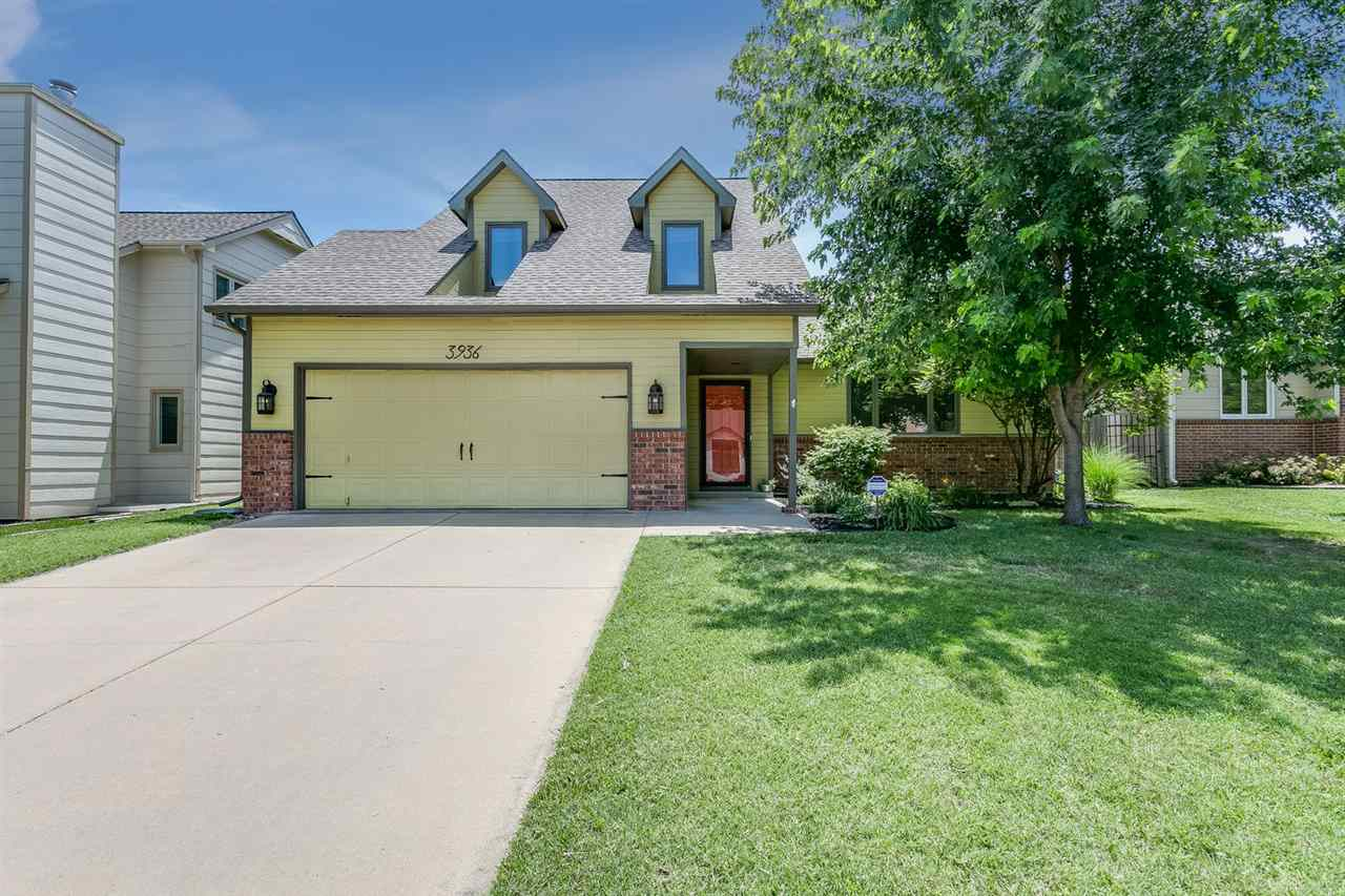3936 N Rushwood St, Wichita, KS 67226