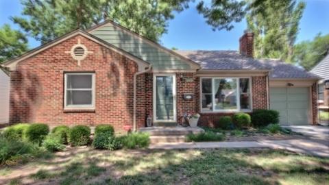 349 N EDGEMOOR ST, Wichita, KS 67208