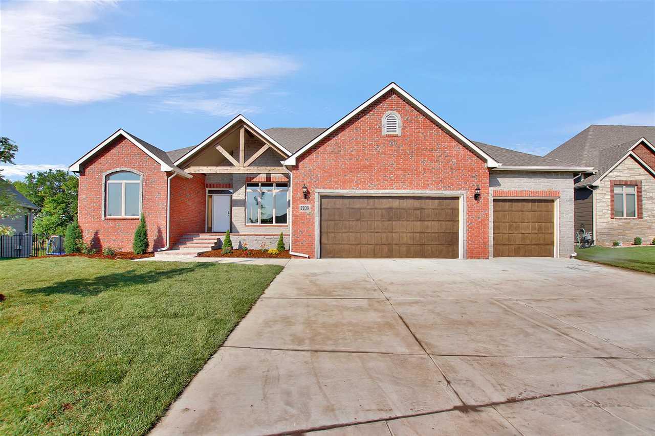 2209 S Ironstone, Wichita, KS 67230