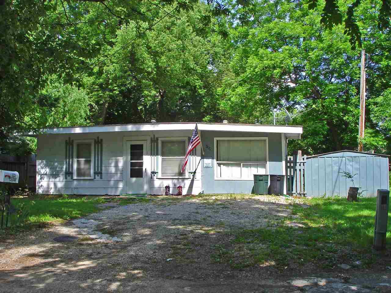 123 W Cedar, Mulvane, KS 67213