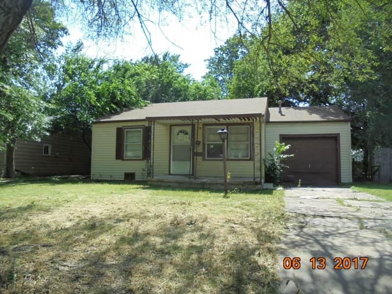 1019 S Christine, Wichita, KS 67217