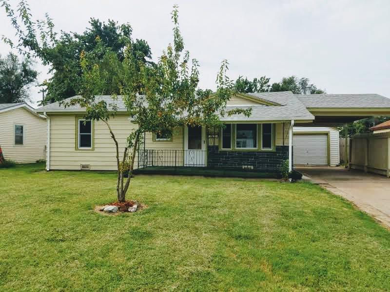 2415 W Casado St, Wichita, KS 67217