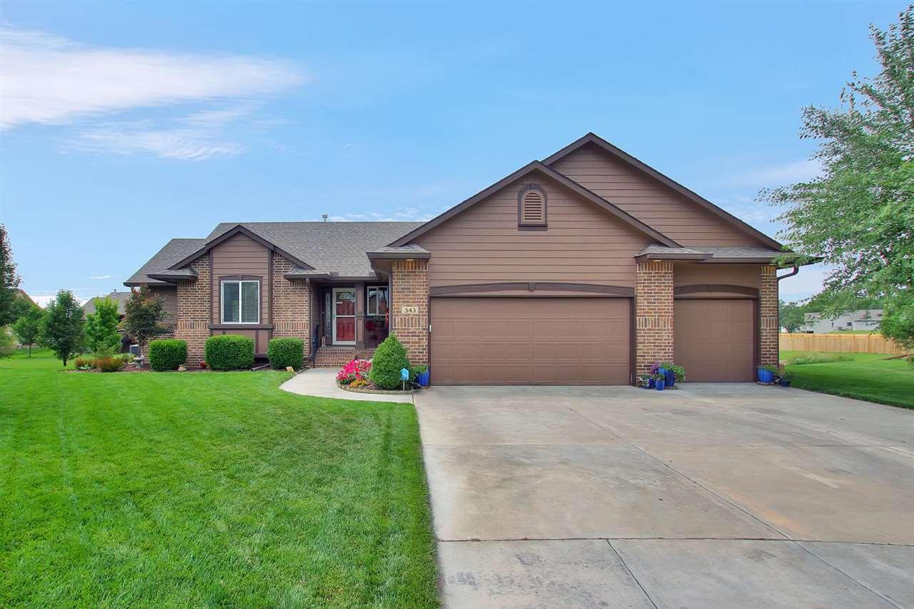 543 S Fawnwood Ct., Wichita, KS 67235