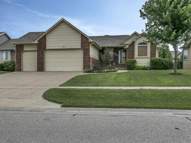 4614 N Spyglass St, Wichita, KS 67226