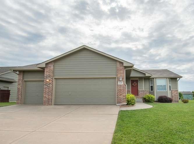 1445 N DECKER ST, Wichita, KS 67235