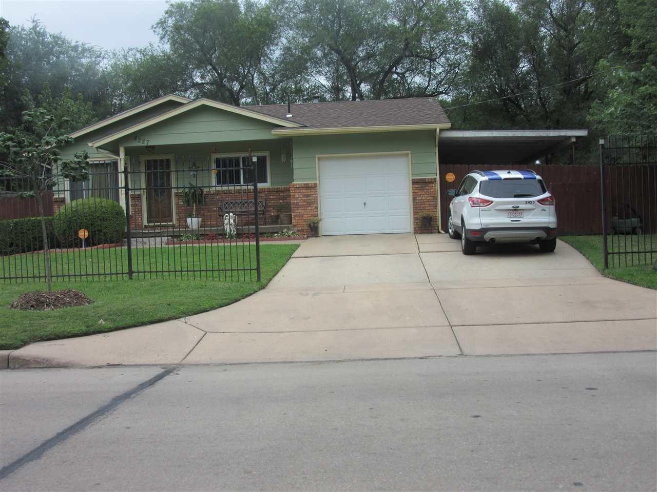 4227 W SAINT LOUIS AVE, Wichita, KS 67212