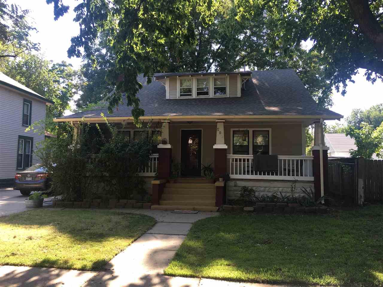507 S Millwood Ave, Wichita, KS 67213