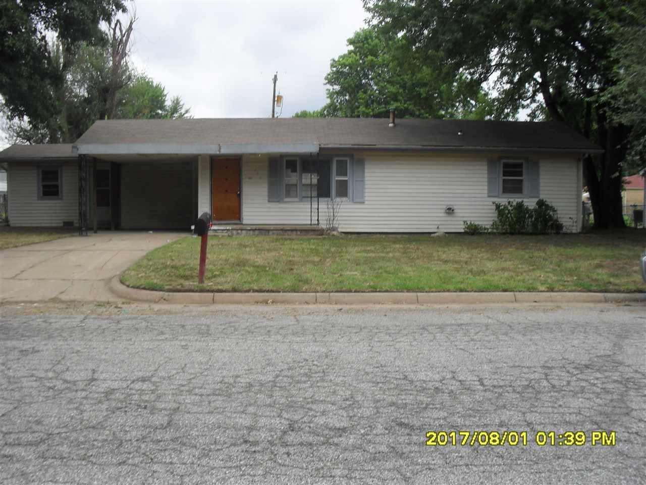 230 Meek, Arkansas City, KS 67005