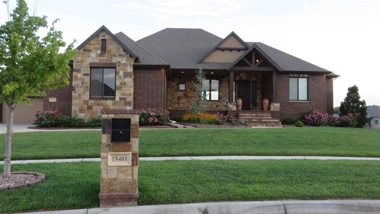 15401 E Sundance, Wichita, KS 67230