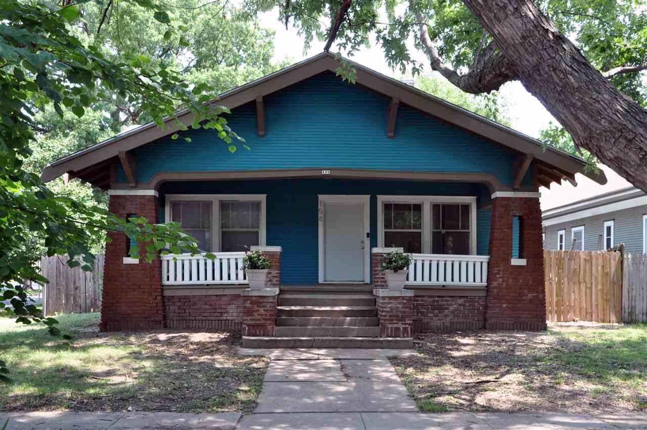 158 N VOLUTSIA ST, Wichita, KS 67214