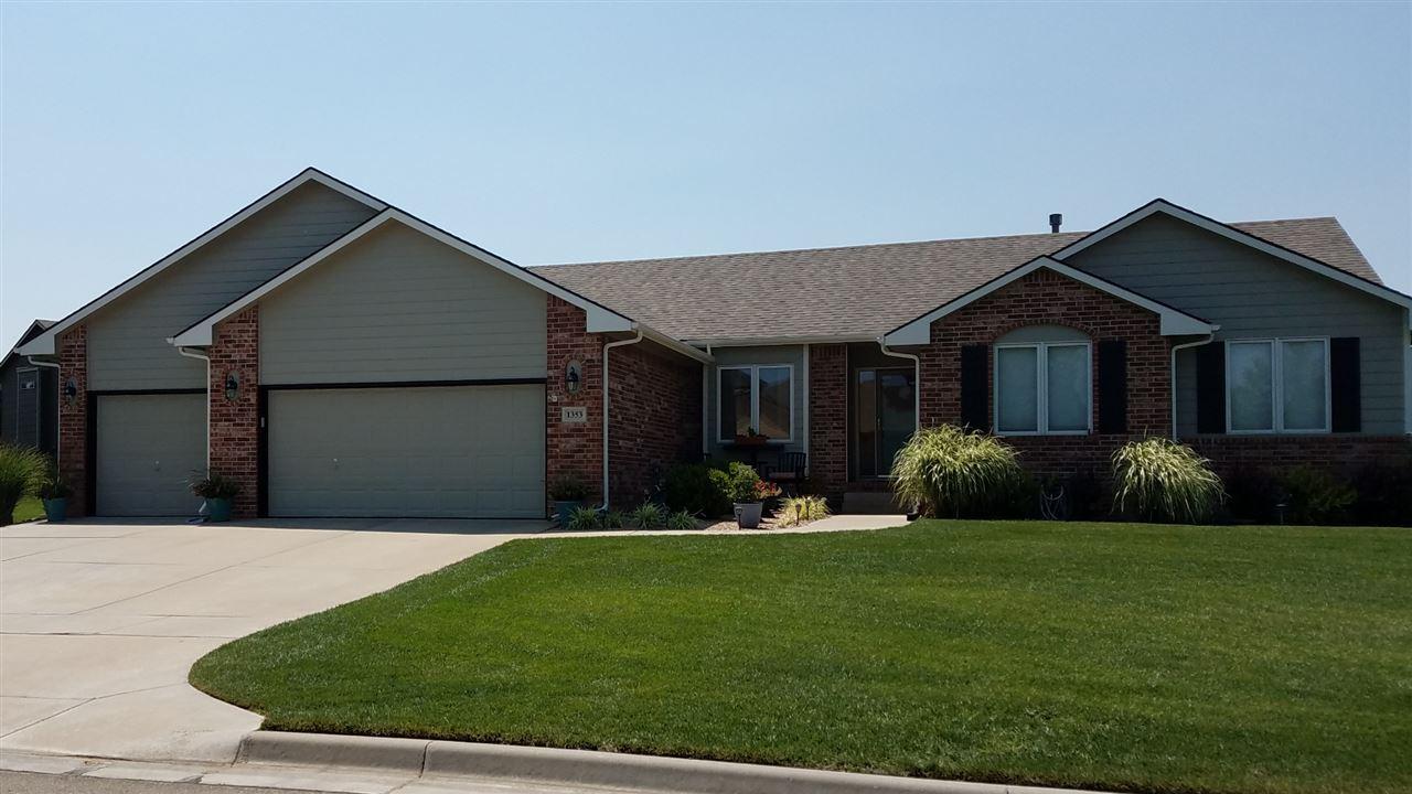 1353 N FORESTVIEW ST, Wichita, KS 67235