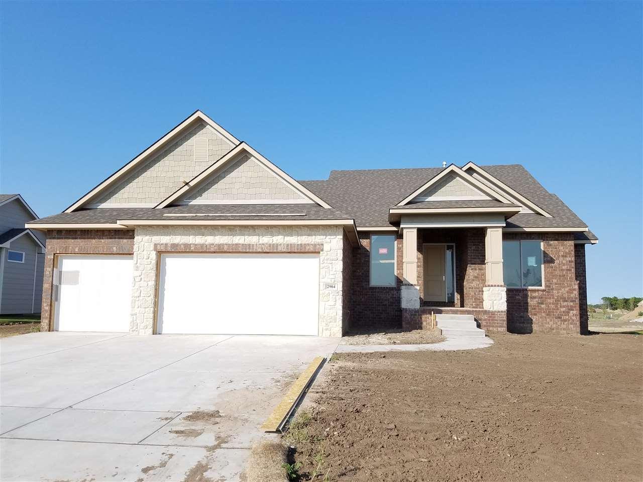 2904 N Gulf Breeze Circle, Wichita, KS 67205