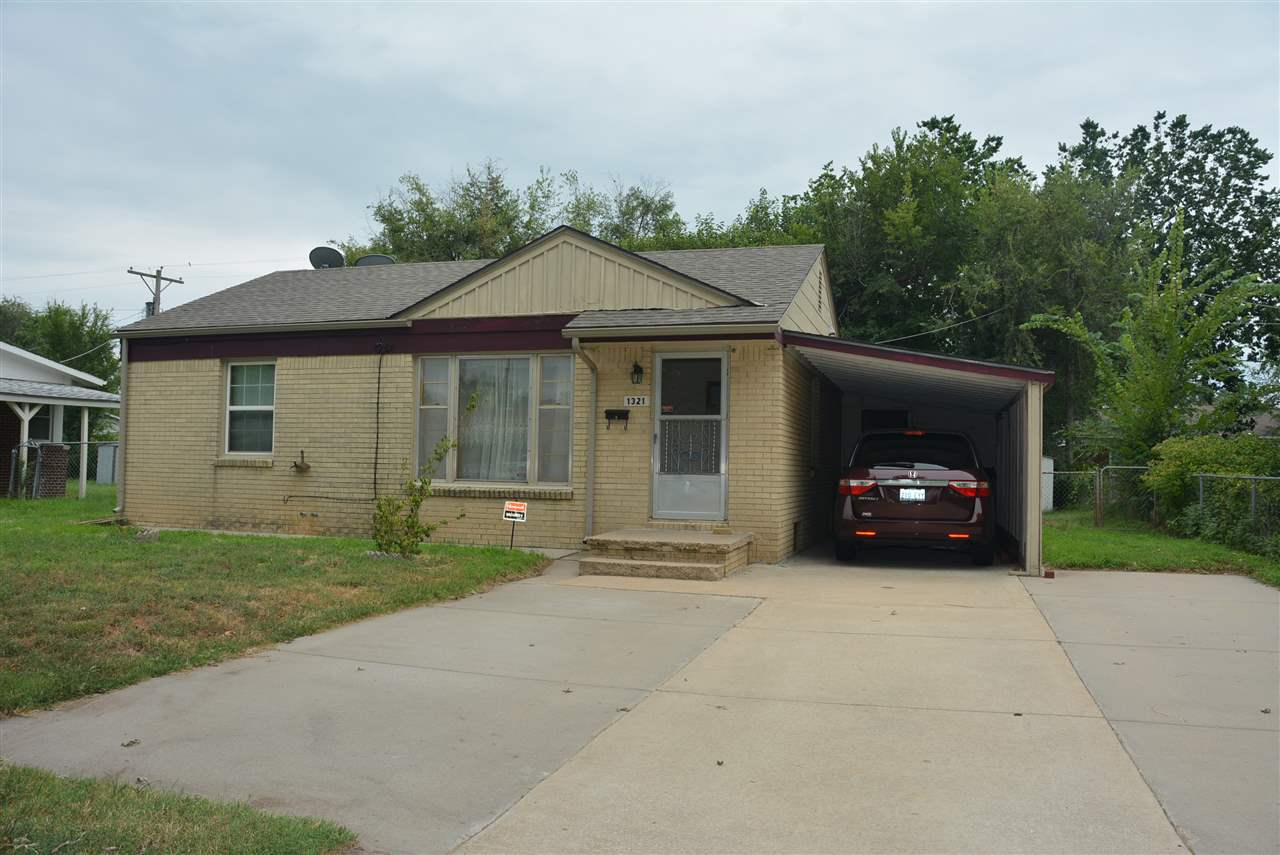 1321 E BERKELEY, Wichita, KS 67216
