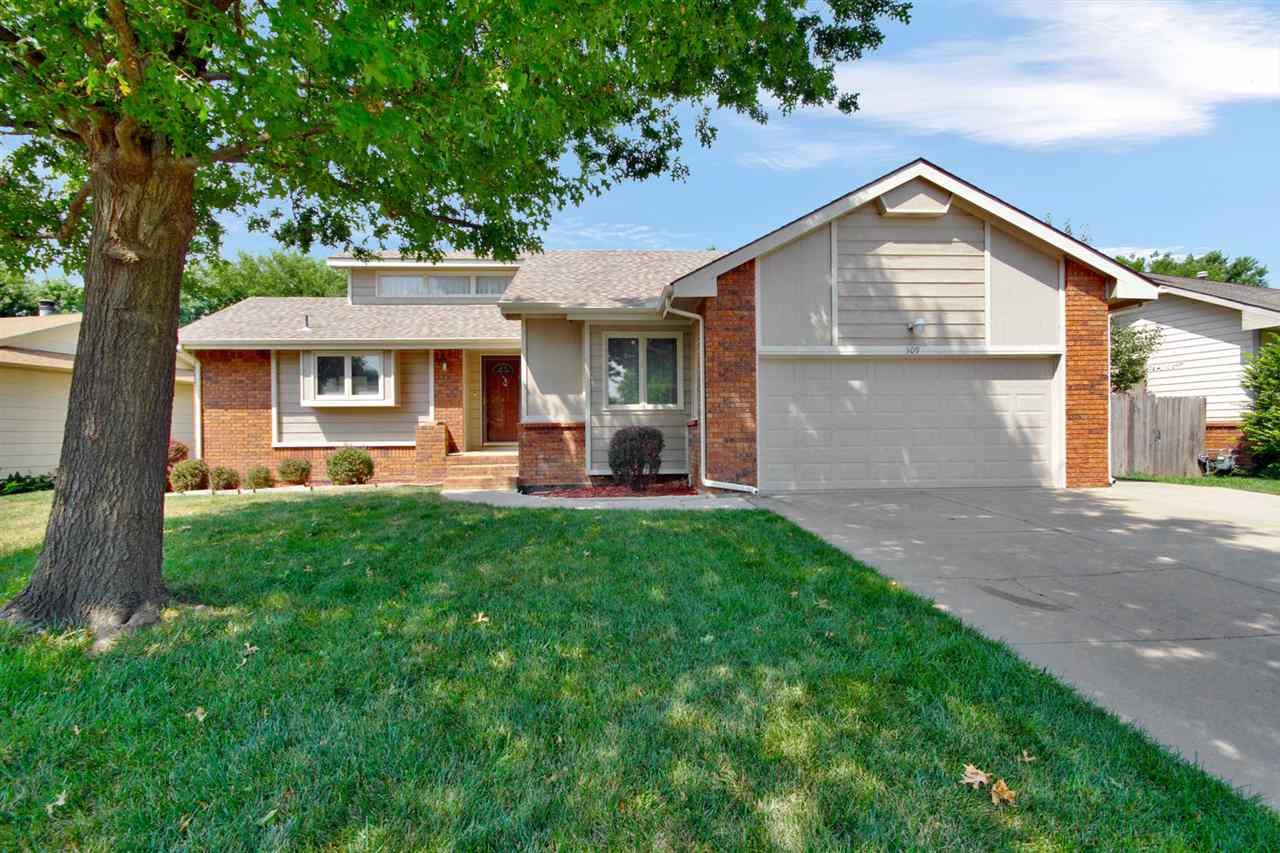 309 N David, Wichita, KS 67212