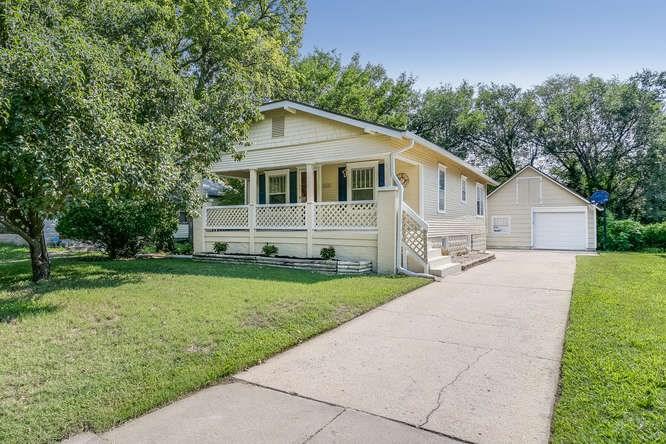 808 N Pershing St., Wichita, KS 67208