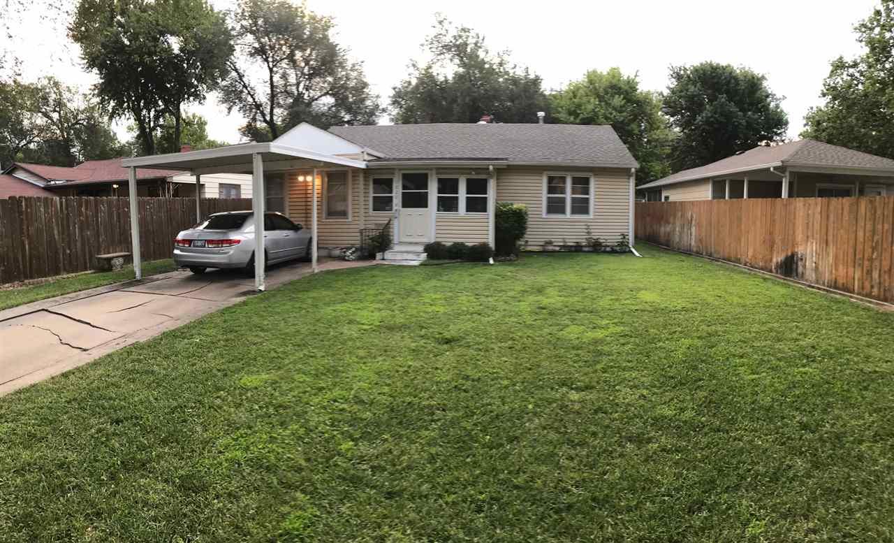 1820 N Woodrow ave., Wichita, KS 67203