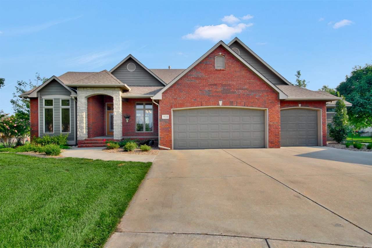 3133 N BRUSH CREEK CT, Wichita, KS 67205
