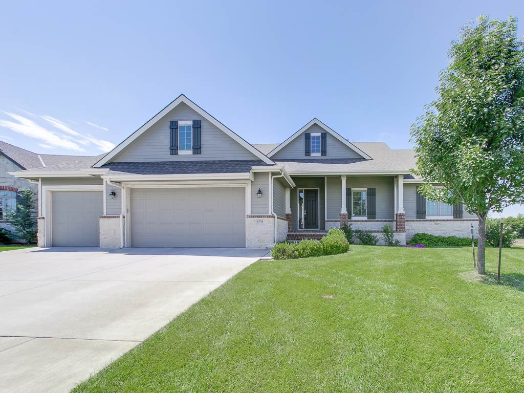 4734 N Emerald Ct, Maize, KS 67101