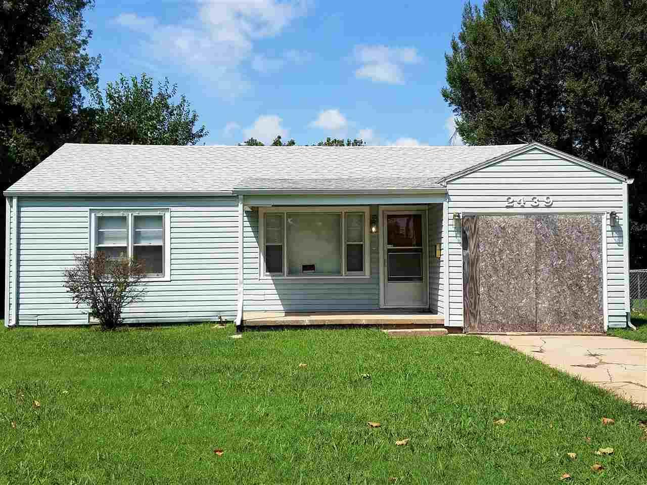 2439 N Lorraine St., Wichita, KS 67219