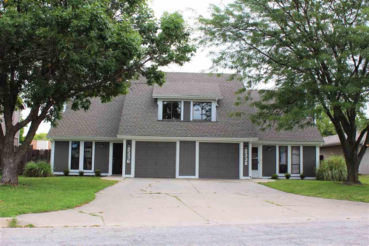 2336-2338 S White Oak Dr, Wichita, KS 67207