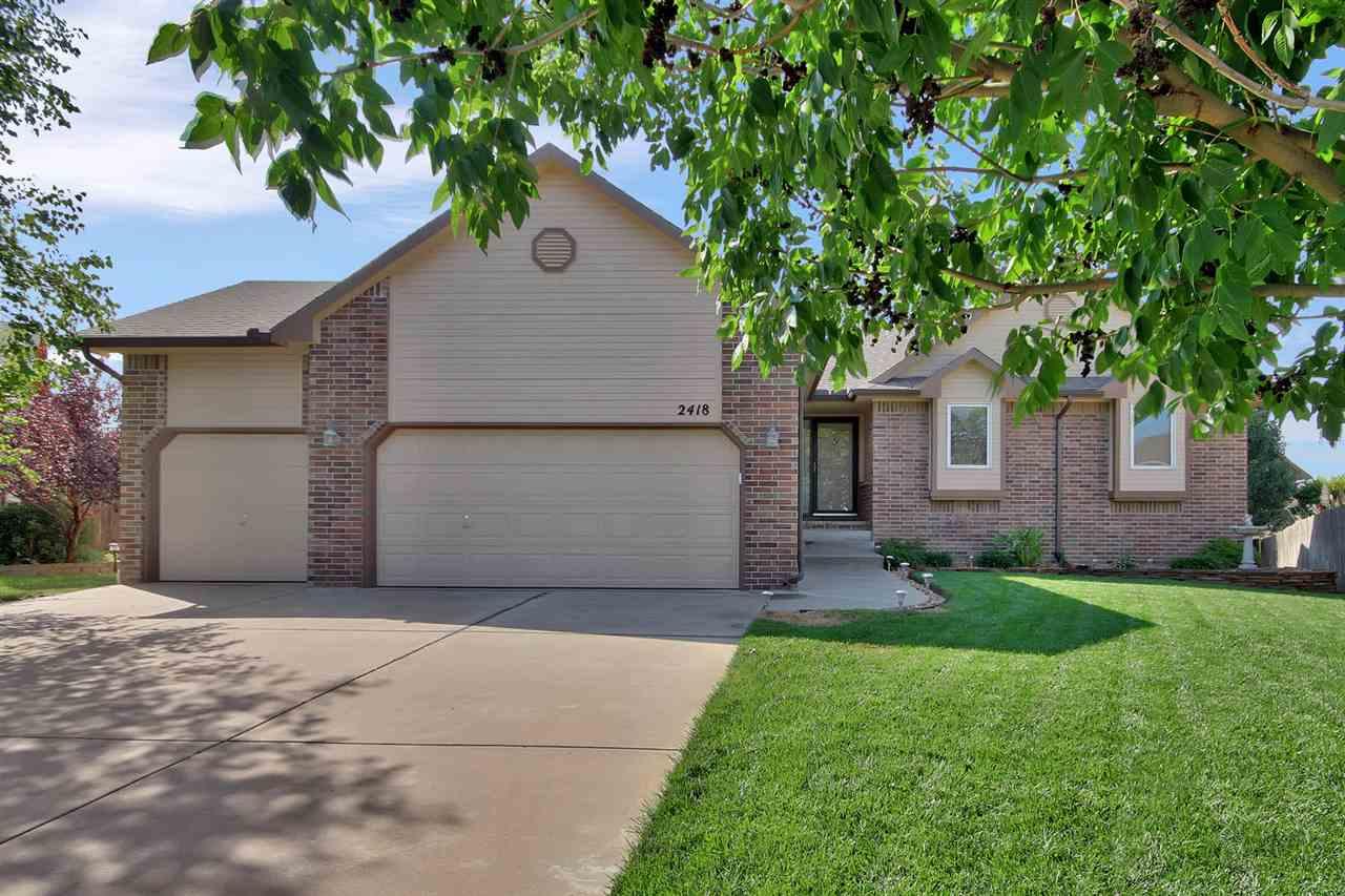 2418 N Shefford Ct, Wichita, KS 67205