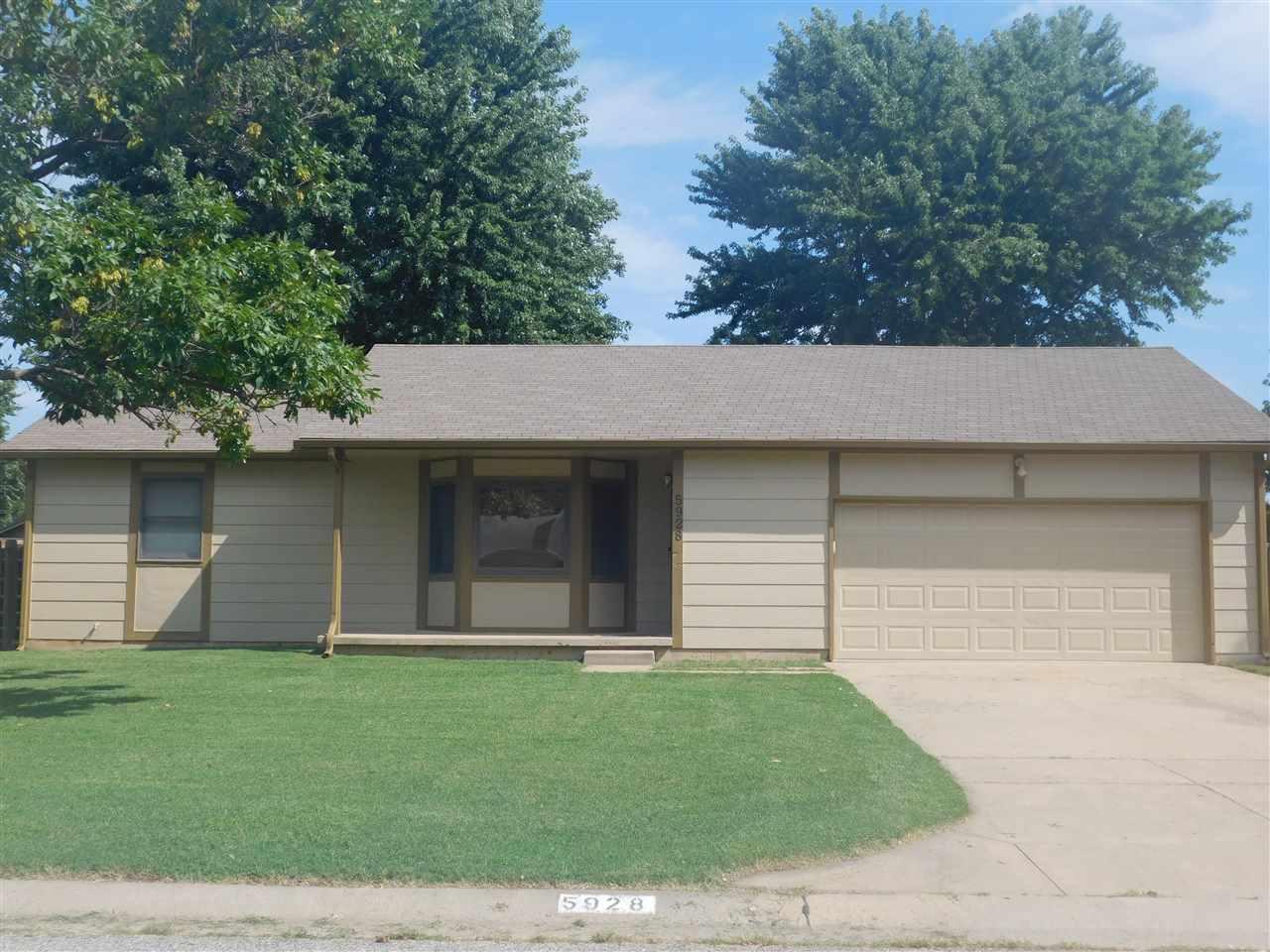 5928 W York St., Wichita, KS 67215