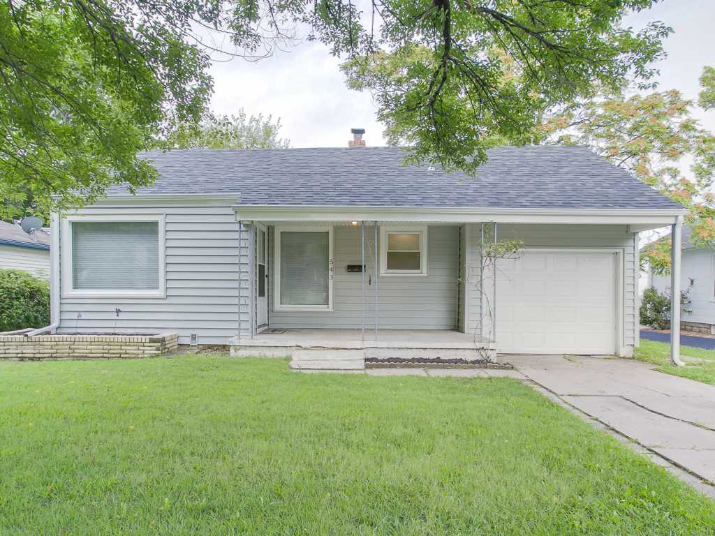 543 S Yale Ave., Wichita, KS 67218