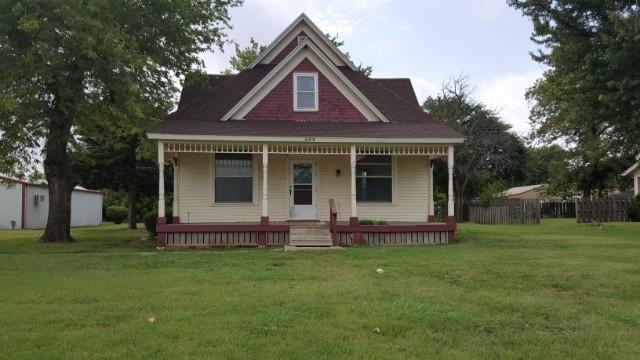 509 N MAIN ST, Caldwell, KS 67022