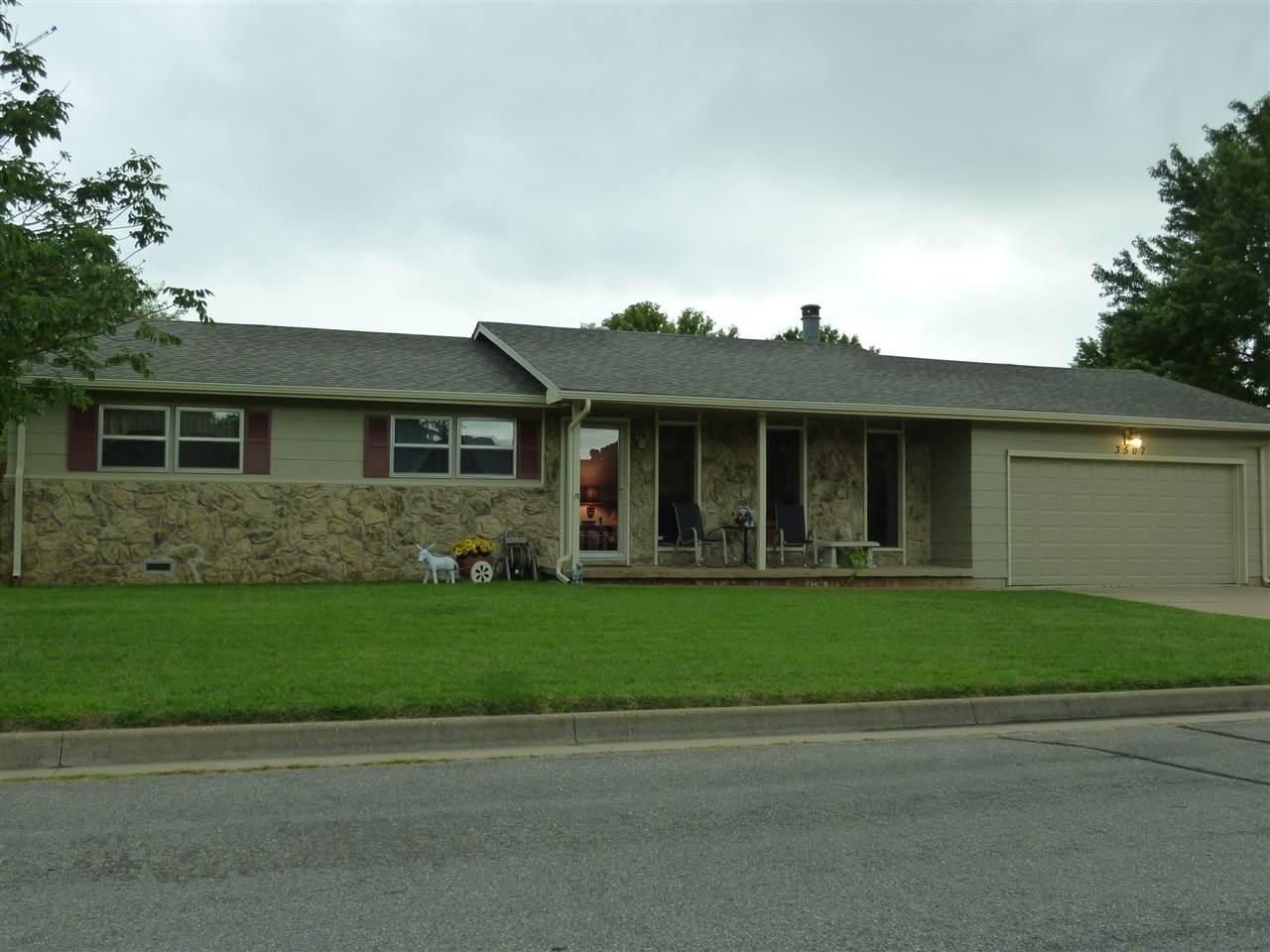 3507 W 32nd St. S., Wichita, KS 67217