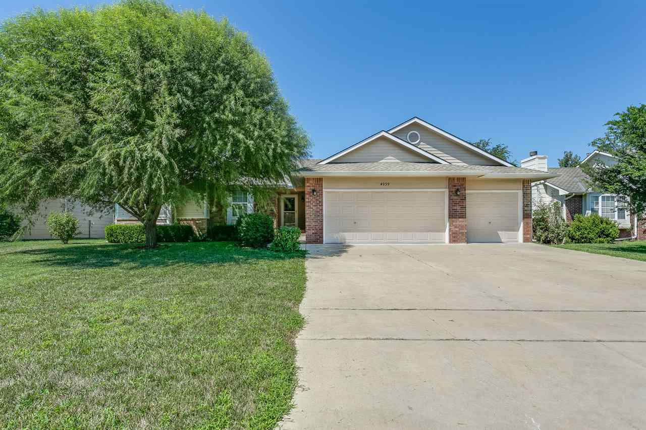 4939 N HOMESTEAD ST, Bel Aire, KS 67220