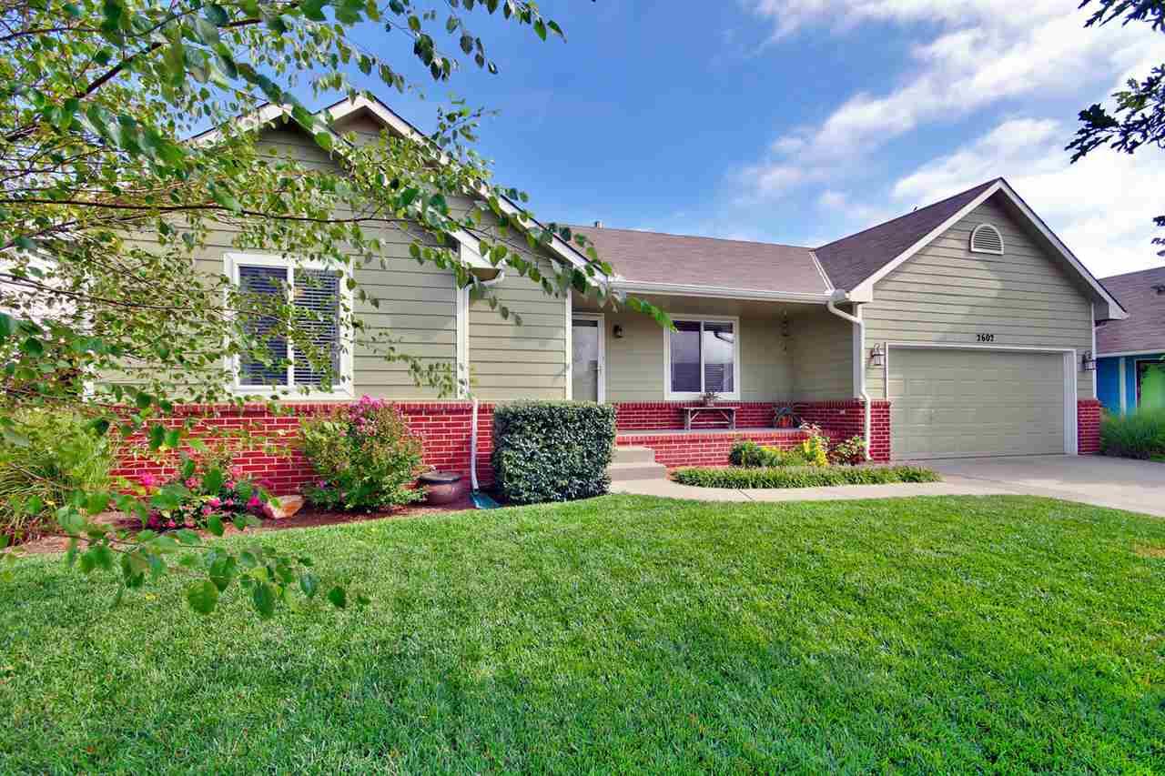 2602 E Prairie Rose Circle, Park City, KS 67219