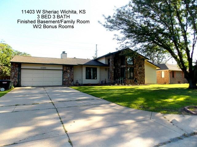 11403 W Sheriac, Wichita, KS 67209