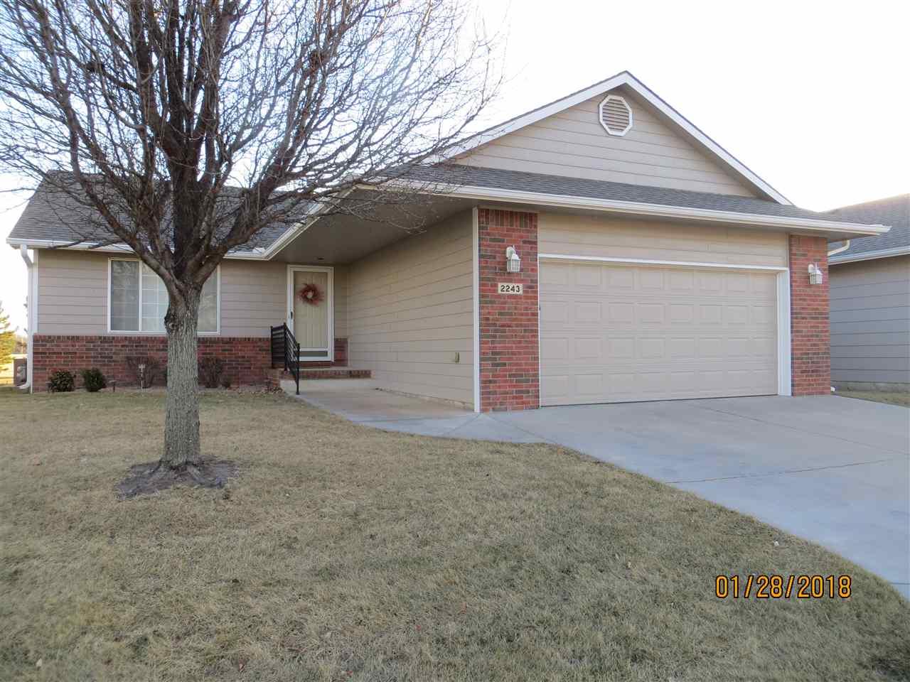 Patio Homes Fore Sale In Wichita Ks