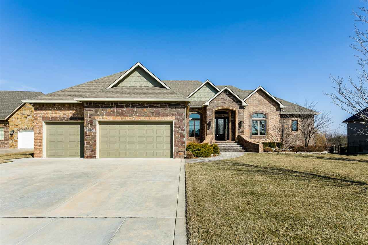 4054 N Stone Barn St, Maize, KS, 67101