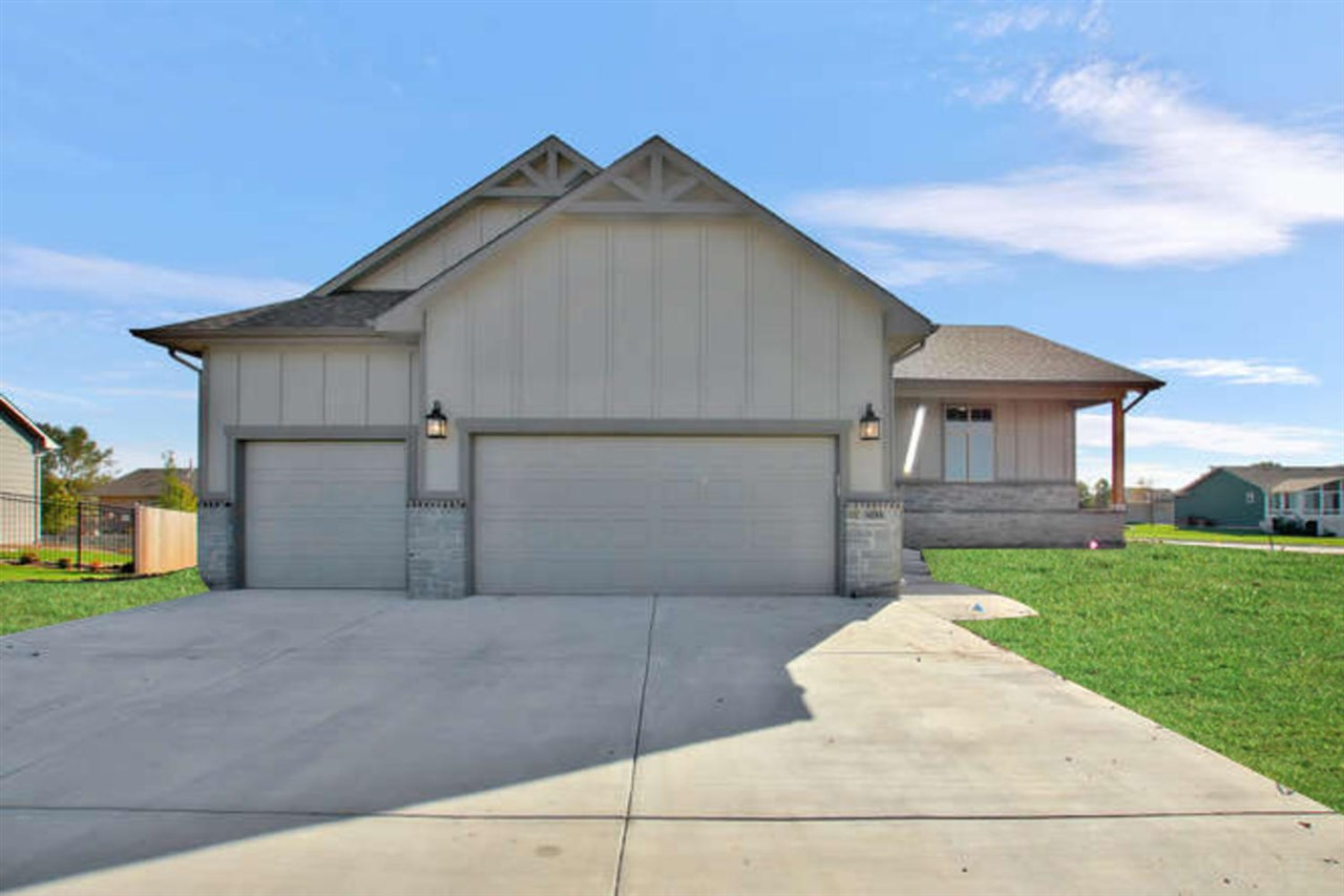 404 E Samantha Ct, Mulvane, KS, 67110