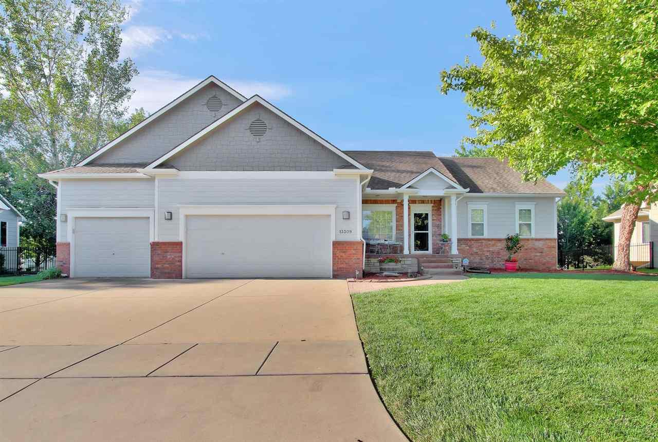 13309 E Crestwood St, Wichita, KS, 67230