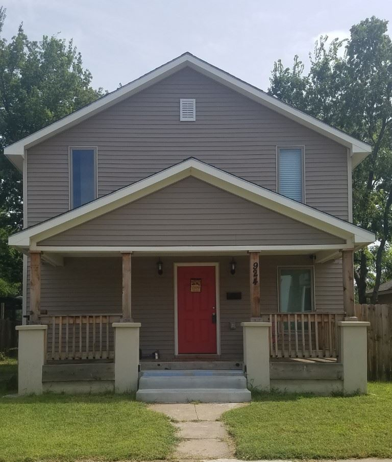 Don't miss this COMPLETELY REMODELED 4 bedroom, 3 bathroom home. In 2017 this home was completely rebuilt and features a large living room, 4 bedrooms on the second floor along with three all new bathrooms. In 2017: new roof, siding, doors, windows, new kitchen, etc. PURCHASING THIS HOME IS LIKE PURCHASING A NEW ONE, BUT IN AN ESTABLISHED NEIGHBORHOOD. Very close to downtown! This home is currently rented for $1050/month. The current tenants on in a lease until 12/31/19.