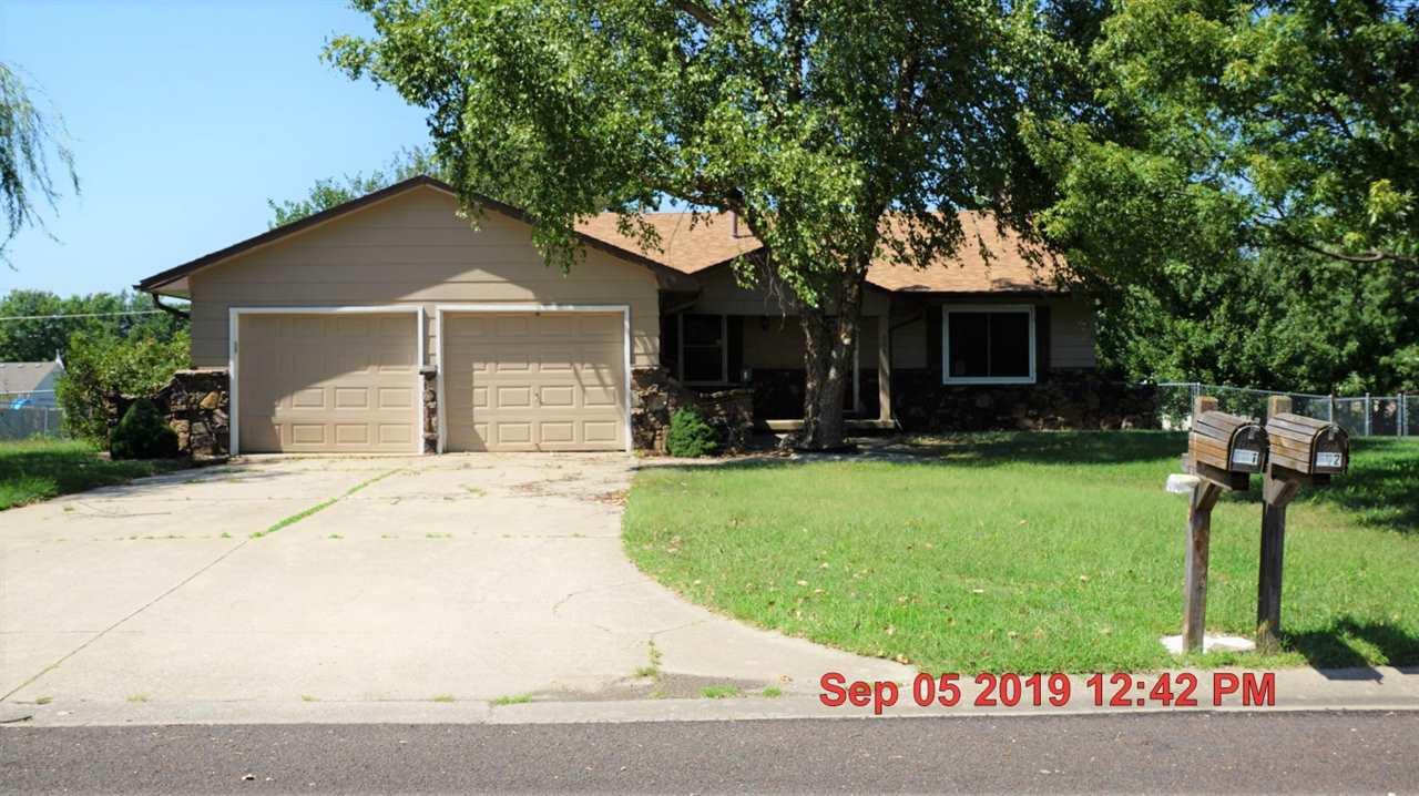 601 N PARK Rd, Rose Hill, KS, 67133-9444