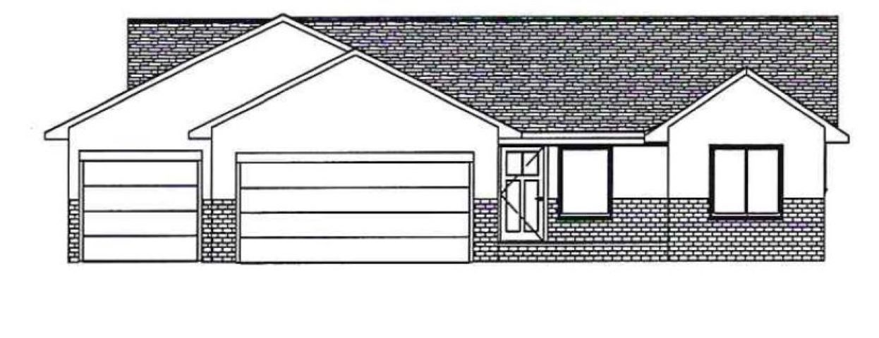 45% GENERAL TAX REBATE FOR FIVE YEARS!!!!! Lake lot! Take a look at this brand new home in Prairie C