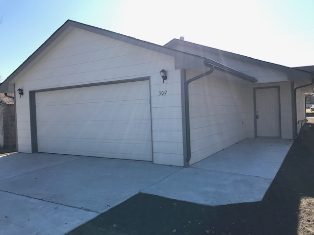 Brand New 3 Bedroom 2 Bath home. This home has level entry, spacious rooms, bright open kitchen and