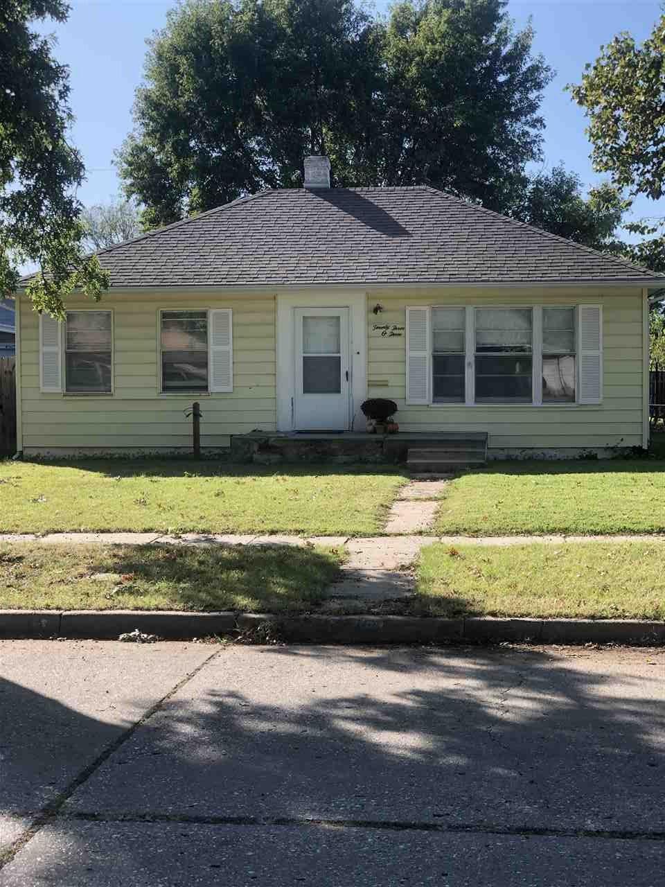 2303 S Lulu Ave, Wichita, KS, 67211