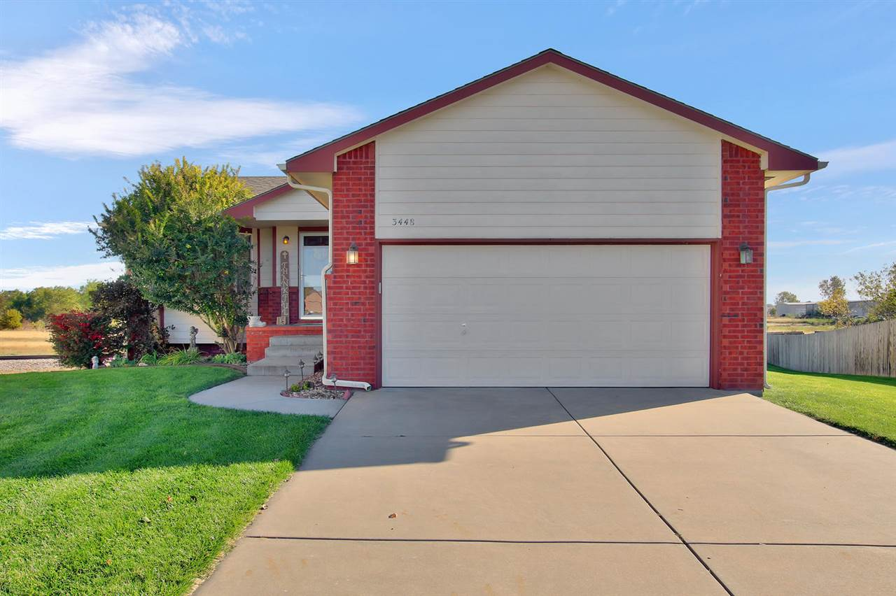 Very clean and move in ready home in Tylers Landing Addition. This property features 4 bedrooms, 3 full baths, finished basement with a huge rec room with wet bar and an additional room for an office. The sprinkler system is on a well.