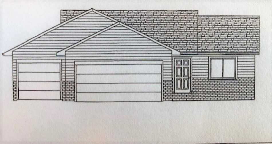 FIVE YEAR, 45% GENERAL TAX REBATE! New home under construction in Prairie Creek's newest addition in