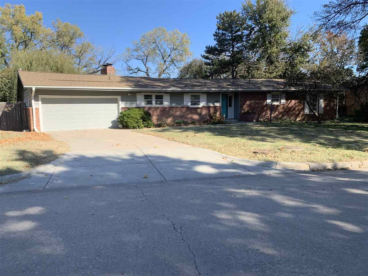 Quaint, cozy mid century ranch home in fantastic quiet sought after Bonnie Brae location, featuring awesome floor plan, main floor laundry, main floor family room, HVAC 6 years old, 50 gallon hot water heater and sewer line in last 5 years, updated plumbing lines into kitchen, new exterior paint in 2017, brand new roof w/innovative venting system, large fenced lot, almost 1/3 acre, basement access is in garage and could easily be separate living quarters for investment purposes for family, friend, etc - features washer/dryer hookups, bathroom, rec room and WBFP - don't miss this!