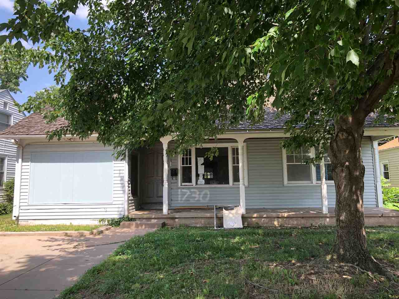 Home is a investment flip property in mid completion.  Carpet, paint, and kitchen updates would make this home rent or owner occupancy ready.  Opportunity to build instant equity, call today for a private showing.