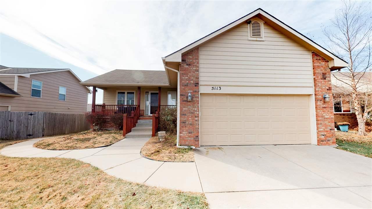 5113 N Peregrine St, Wichita, KS, 67219